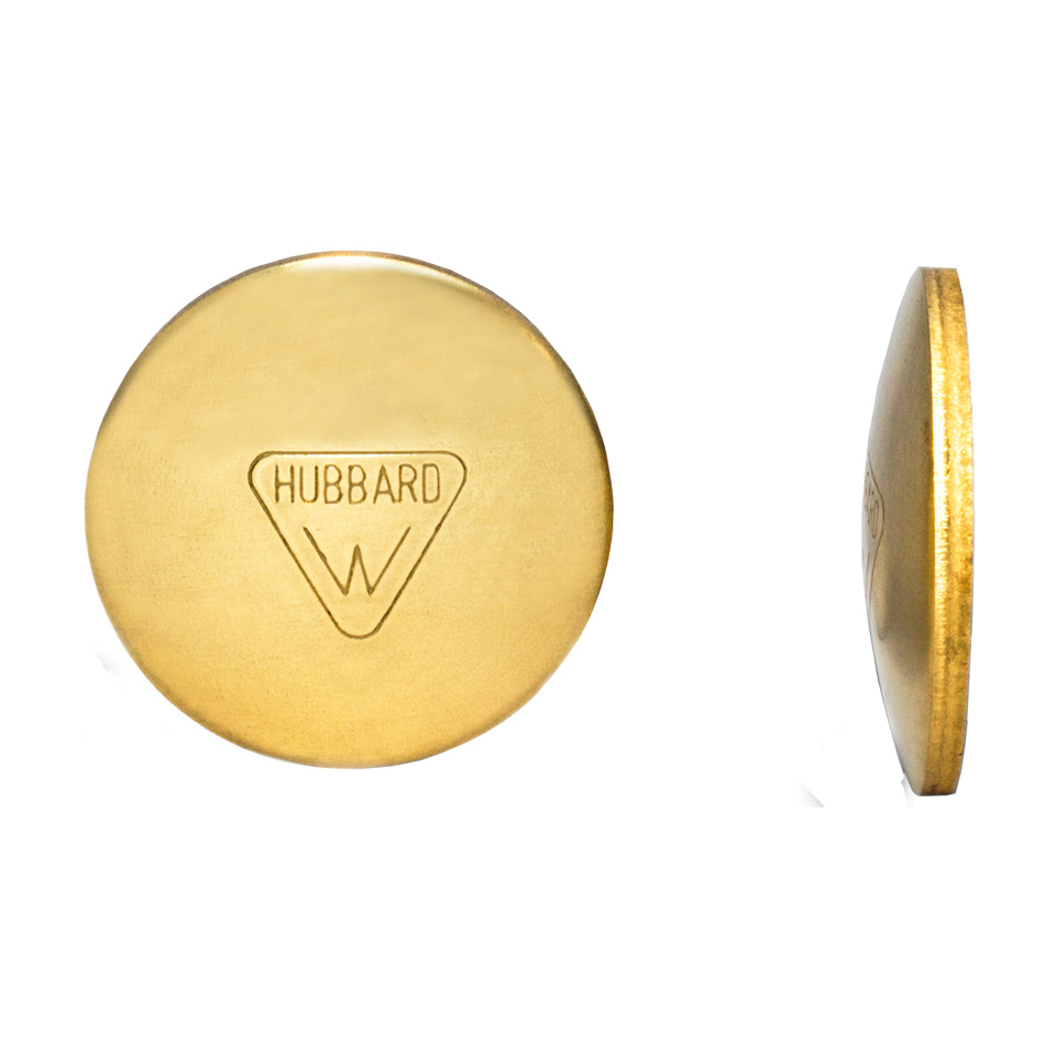 Welch Plugs - Brass