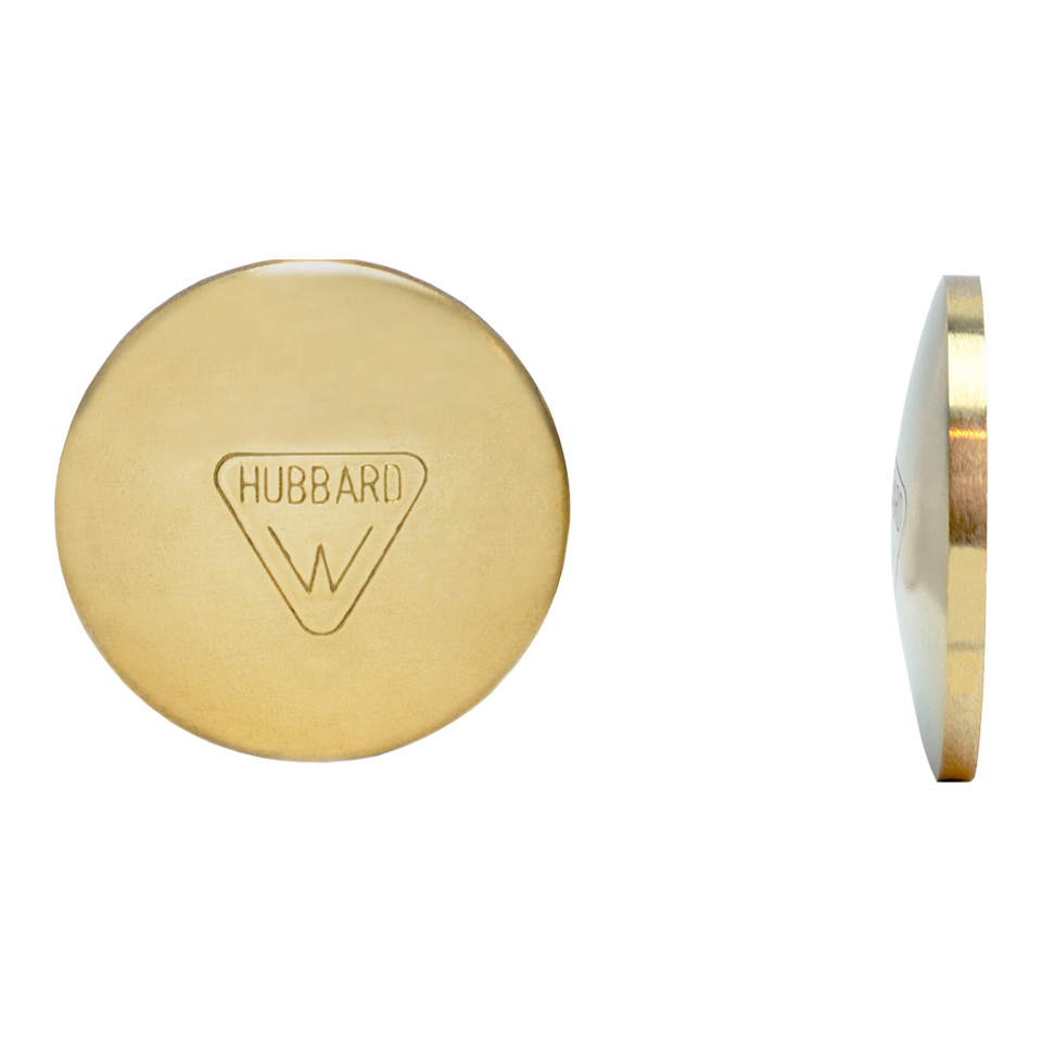 Ground Expansion Plugs - Brass