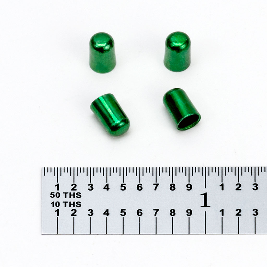 Small Hole / Precision Series Cup Plugs