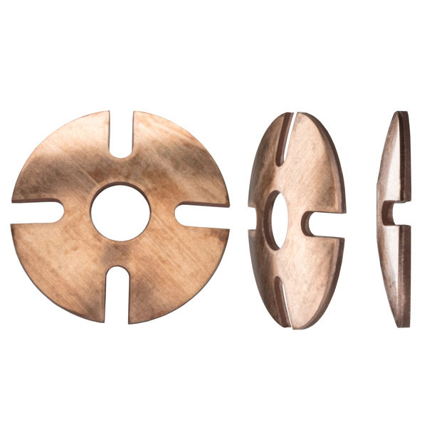 Slotted Washers - Bronze