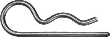 internal hair pin cotter